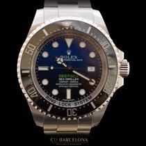 "Rolex Sea-Dweller Deepsea D-Blue ""James Cameron""2015Li..."