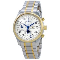 Longines Master Complications Automatic Men's Two Tone Watch