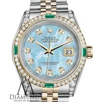 Rolex Women's Rolex Steel&gold 36mm Datejust Watch...