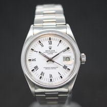 Rolex Oyster Perpetual Date White dial cal.1570 anno