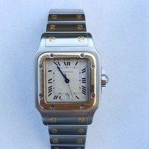 Cartier Santos Galbee XL 187901 – Unisex watch – 1992