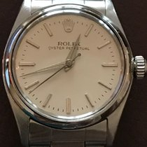 Rolex Vintage Rare Oyster Perpetual Mid Size 1958