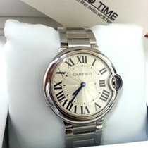 Cartier W69011Z4 Stainless Steel Ballon Bleu Quartz 36mm [NEW]