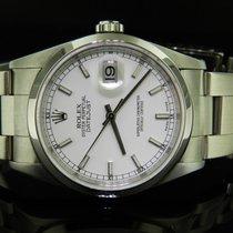 Rolex Date Just Ref. 16200 Acciaio