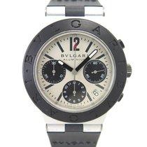 Bulgari Diagono Chronograph Aluminium AC38TA