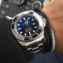 "Rolex Deepsea ""blue"" 44mm  customized  blue dial ,..."