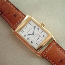 Jaeger-LeCoultre 18 Karat Gelbgold Reverso Duoface  Night Day...