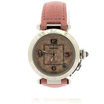 Cartier Pasha Pink dial