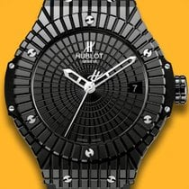 Hublot CAVIAR TOTAL BLACK BIG BANG 346CX1800RX
