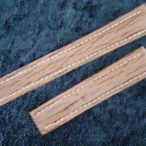Breitling Haiarmband 20/18mm In Braun Für Faltschliesse