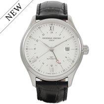 Frederique Constant Classic Index GMT FC-350S5B6 NEW