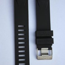 Omega Seamaster rubber watchband watch band 20mm