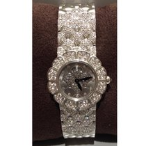 Patek Philippe Lady white gold diamonds