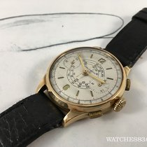 Coursier Chronometer Reloj cronógrafo antiguo de cuerda...