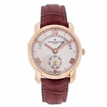 Vacheron Constantin Patrimony 31-Day Retrograde in 18K Rose...