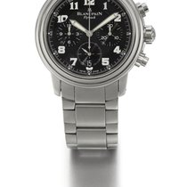Blancpain | A Stainless Steel Automatic Flyback Chronograph...