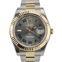Rolex Datejust II 41mm / Fluted Bezel / New With Stickers /...