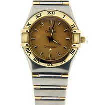 Omega Constellation Mini 18ct Yellow Gold & Steel 1362.30....