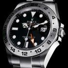 Rolex 216570 Explorer II Black Dial, new 2016