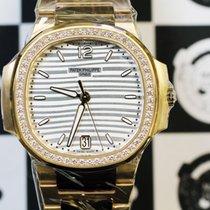 百達翡麗 (Patek Philippe) 7118/1200R-001Nautilus Diamond Bezel...