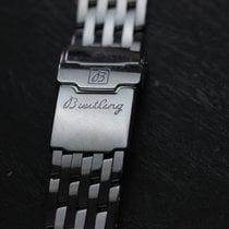 百年靈 (Breitling) Navitimer Stainless Steel Brecelet   Length:...