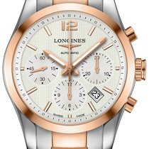 Longines Conquest Classic Automatic Chronograph 41mm L2.786.5....