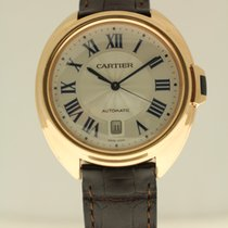 Cartier Cle de Cartier 40mm from 2016 complete with box and...