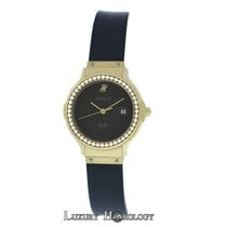 ウブロ (Hublot) Ladies Classic Elegant 1393.3.014 18K Gold...
