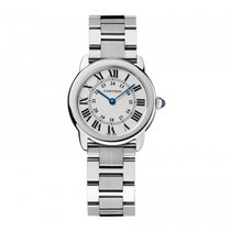 Cartier Ronde Solo  Quartz W6701004 Ladies WATCH