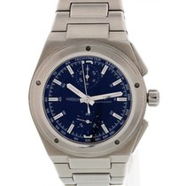 IWC Ingenieur Chronograph SS Mens Watch IW372501