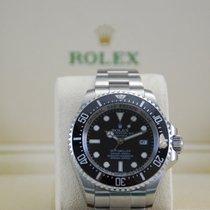 Rolex Sea-Dweller DEEPSEA Stainless Steel Black Dial-16660