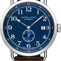 Hamilton Khaki Navy Pioneer Small Second H78455543 Herren...