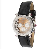 Chopard Happy Sport 28/335-21 Women's Watch in 18KT White...
