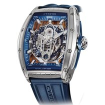 Cvstos Challenge GT Sea-Liner Blue Steel White Movement