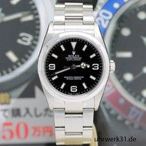 Rolex Explorer I Ref: 114270 mit Rolex Box & Papiere von 2004