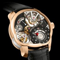 Greubel Forsey Invention Piece 2  N. 10/11  Rose Gold