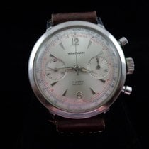 Wakmann chronograph with caliber Venus 188 circa 1960's