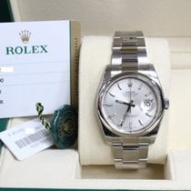 Rolex NEW  Datejust 116200  Silver Dial Steel Box & Papers...