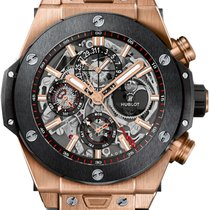 Hublot UNICO PERPETUO CALENDARIO KING GOLD