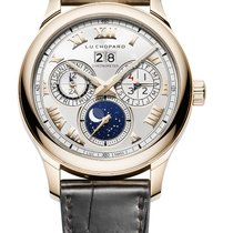 Chopard L.U.C Lunar One 18K Rose Gold Unisex Watch