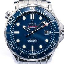 Omega Seamaster Diver Co-Axial Stahl Keramik Automatik Armband...