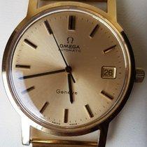 Omega Automatic Geneve 14K  cal 1012