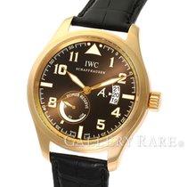 IWC Pilots Antoine De Saint Exupery Power Reserve Pink Gold 42MM