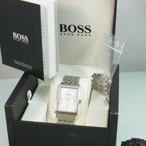 Hugo Boss Herrenuhr Mit Datum Anzeige | Box + Papiere | Hb...