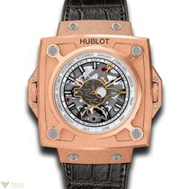 Hublot MP-08 Antikythera Sunmoon 18K King Gold Men`s Watch