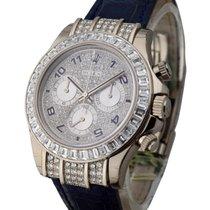 Rolex Unworn 116599TBR Special Edition White Gold Daytona...