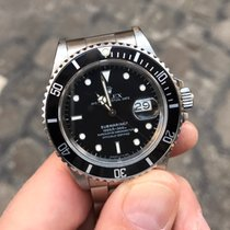 Rolex SUBMARINER (16800) Full Set Completo italiano Spider triple