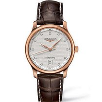 Longines New Longines Master Collection L26288773 Diamond Dial...