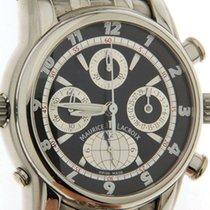 Maurice Lacroix Globe chronograph – wristwatch – (our internal...