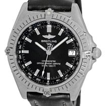 "Breitling ""Wings"" Automatic Strapwatch."